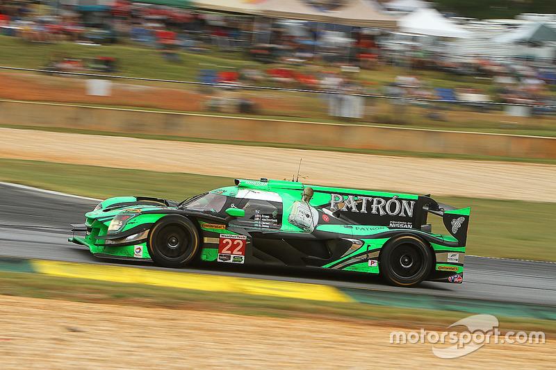 #22 Tequila Patron ESM Nissan DPi: Pipo Derani, Johannes van Overbeek, Bruno Senna