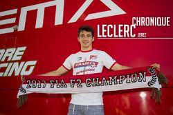 La chronique de Charles Leclerc, Jerez
