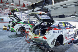 Honda-garázs Ningbóban