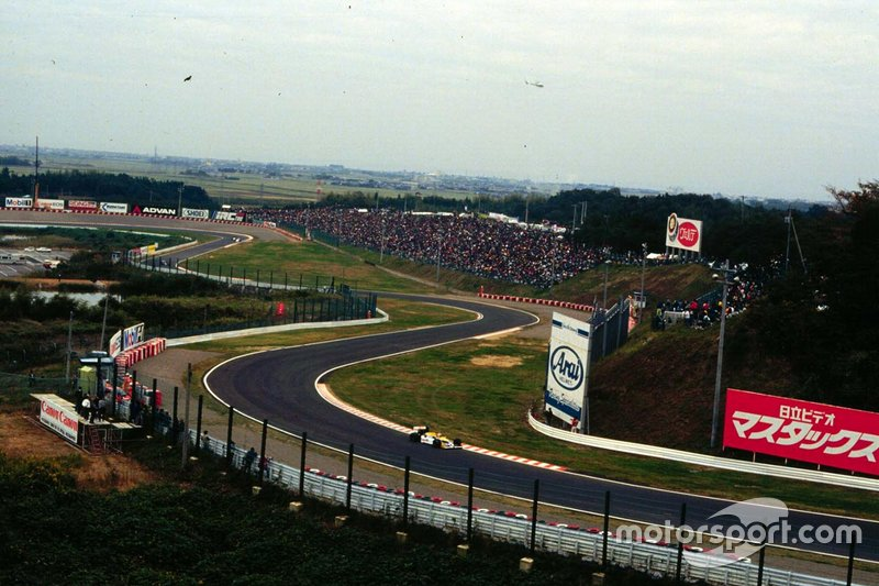 GP do Japão, 1987