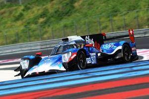 Oreca 07 - Gibson, Cool Racing, Nicolas Lapierre, Antonin Borga, Alexandre Coigny, ELMS, European Le Mans Series