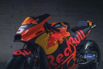 Bike of Johann Zarco, Red Bull KTM Factory Racing