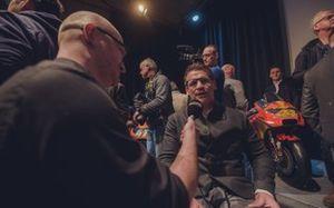 Pit Beirer, KTM Team presentación