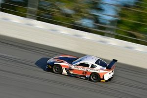 #60 TA3 Ginetta G55 driven by Alline Cipriani of Ginetta USA