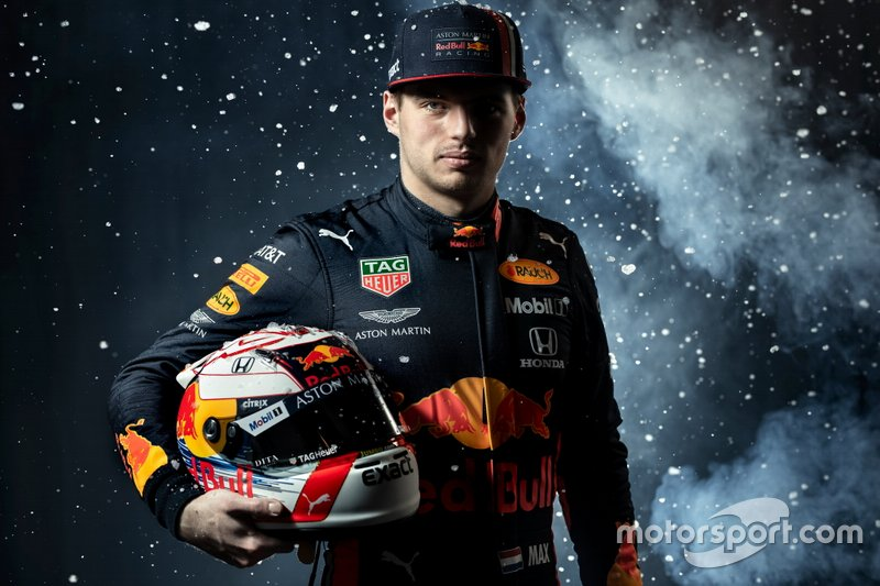 #33 Max Verstappen, Red Bull Racing (Sigue)