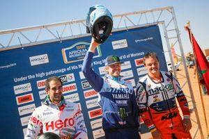 Ganador #01 Yamaha: Adrien Van Beveren, 2º #19 KTM: Ross Branch, 3º #4 Hero: Oriol Mena