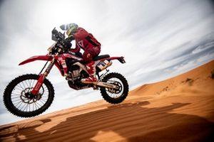 #61 Honda: Jerome Denibaud