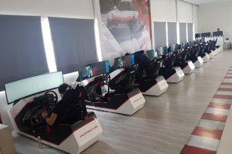 Simulatori Porsche e-Carrera Cup Italia