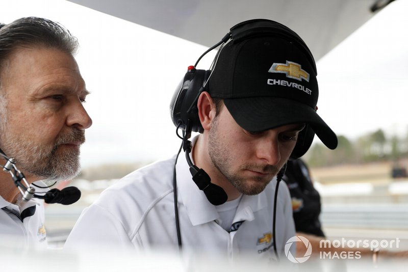 Ben Hanley, DragonSpeed Chevrolet, engineers