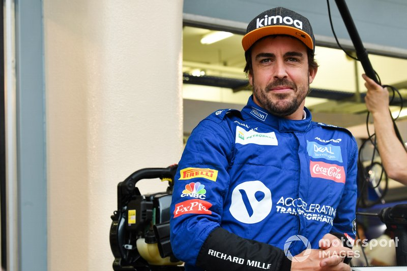 3º Fernando Alonso