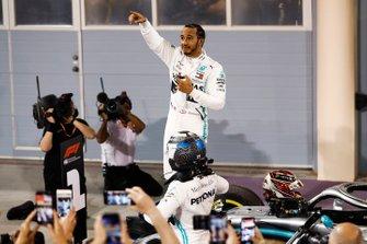 Winnaar Lewis Hamilton, Mercedes AMG-F1