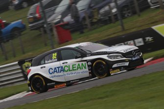 Daniel Rowbottom, Ciceley Motorsport Mercedes