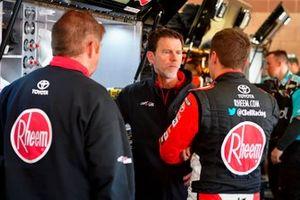 Christopher Bell, Joe Gibbs Racing, Toyota Supra Rheem, Jason Ratcliff