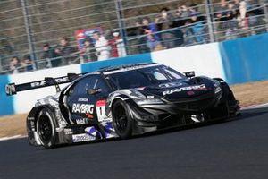 #1 Kunimitsu Honda NSX-GT: Jenson Button, Naoki Yamamoto