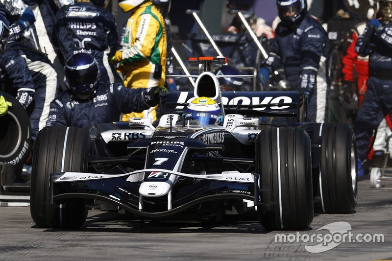 Nico Rosberg, Williams FW30 Toyota