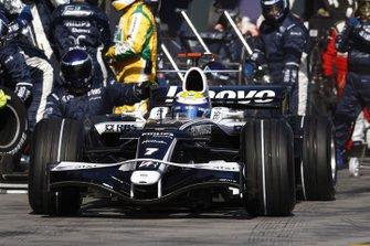 Nico Rosberg, Williams FW30 Toyota