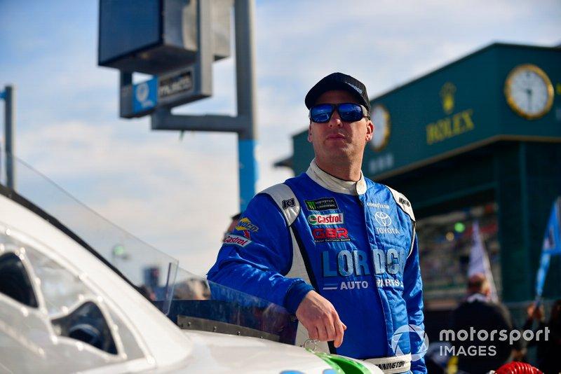 D.J. Kennington, B.J. McLeod Motorsports, Toyota Supra LORDCO Auto Parts