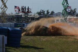 #47 Precision Performance Motorsports Lamborghini Huracan GT3: Brandon Gdovic, Don Yount
