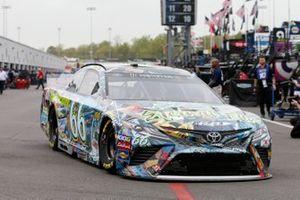 Joey Gase, Motorsports Business Management, Toyota Camry Eternal Fan/Sam Bass Tribute
