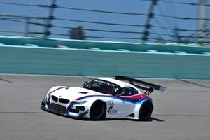 #41 MP1A BMW M4 GT3 driven by David Tuaty and Adam Yunis of TLM Racing