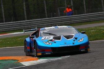 #12 Ombra Racing Lamborghini Huracan GT3: Dean Stoneman, Romain Monti, Alex Frassineti