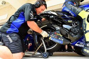 Mechanic of Valentino Rossi, Yamaha Factory Racing