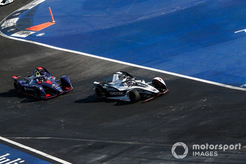 Jose Maria Lopez, Dragon Racing, Penske EV-3 Sam Bird, Envision Virgin Racing, Audi e-tron FE05