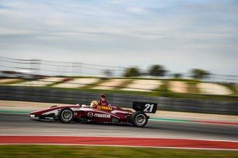 Rinus van Kalmthout , Juncos Racing, Circuit of the Americas