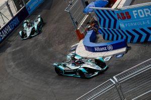 Mitch Evans, Panasonic Jaguar Racing, Jaguar I-Type 3, Nelson Piquet Jr., Panasonic Jaguar Racing, Jaguar I-Type 3