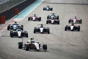 فورمولا 4 الإماراتية، انطلاقة الجولة الرابعة في أبوظبي