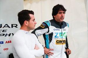 Bryan Sellers, Rahal Letterman Lanigan Racing, Cacá Bueno, Jaguar Brazil Racing
