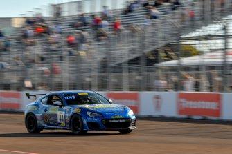 P.J. Groenke, TechSport Racing Subaru BRZ tS