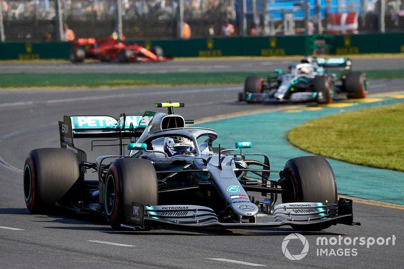 Avustralya GP: Valtteri Bottas, Mercedes