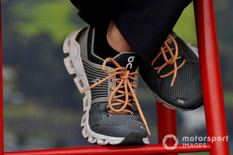Scarpe di Carlos Sainz Jr., McLaren