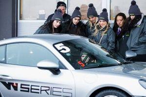 W Series driver selection program
