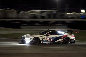 #24 BMW Team RLL BMW M8 GTE: Jesse Krohn, John Edwards, Chaz Mostert, Alex Zanardi