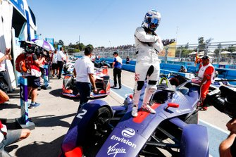 Sam Bird, Envision Virgin Racing, Audi e-tron FE05, gana el ePrix