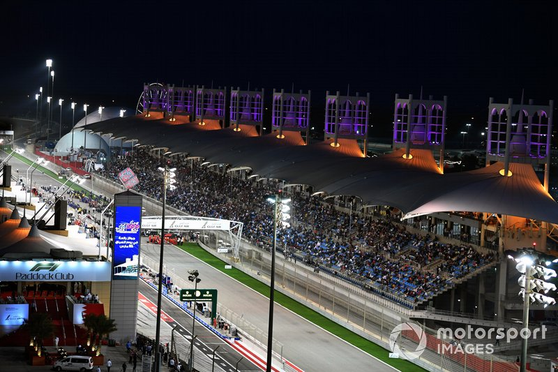 Bahrain International Circuit en Sakhir
