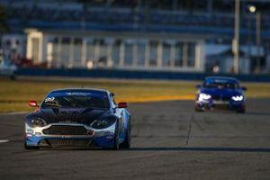#99 Automatic Racing Aston Martin Vantage GT4, GS: Gary Ferrera, Kris Wilson