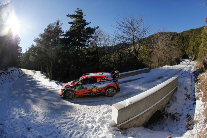 Sébastien Loeb, Daniel Elena, Hyundai Motorsport Hyundai i20 Coupe WRC