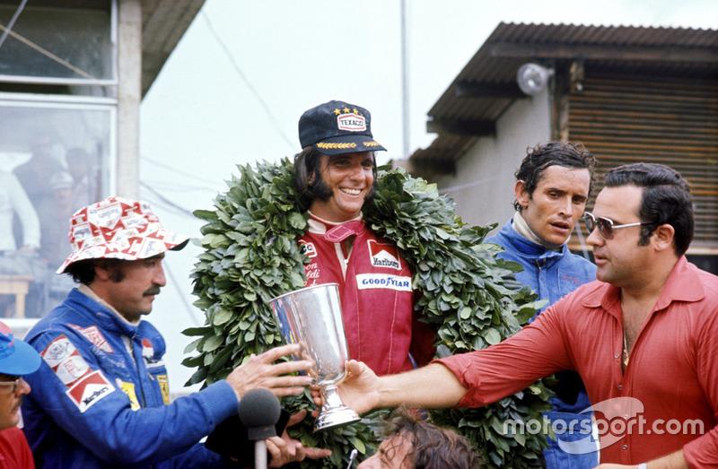 1974 Emerson Fittipaldi, McLaren