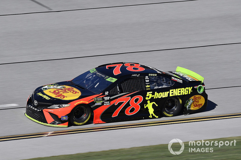 11. Martin Truex Jr., Furniture Row Racing, Toyota Camry Bass Pro Shops/5-hour ENERGY