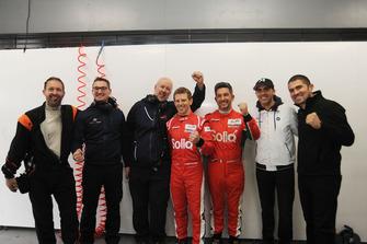 LMP2 pole #31 Dragonspeed Oreca 07: Roberto Gonzalez, Pastor Maldonado, Anthony Davidson