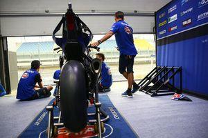 Pata Yamaha takım elemanı