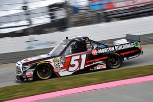 Harrison Burton, Kyle Busch Motorsports, Toyota Tundra Morton Buildings