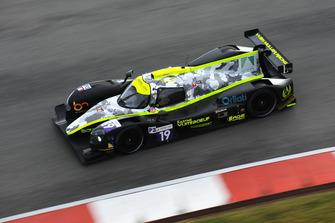 #19 M.Racing - YMR Norma M 30 - Nissan: David Droux, Lucas Légéret, Michael Benham