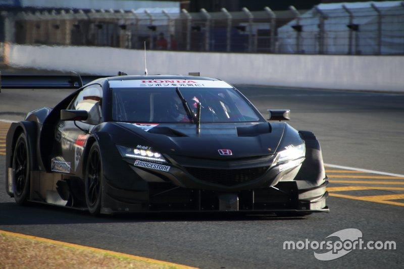 ピエール・ガスリー(#99 NSX-GT)