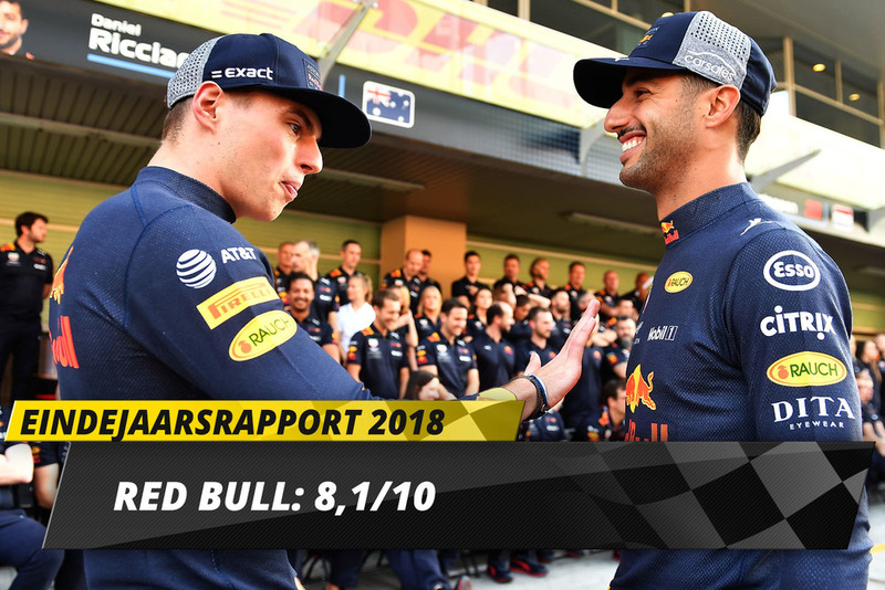 Eindrapport 2018: Red Bull