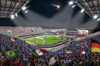 Messico, stadio ROC