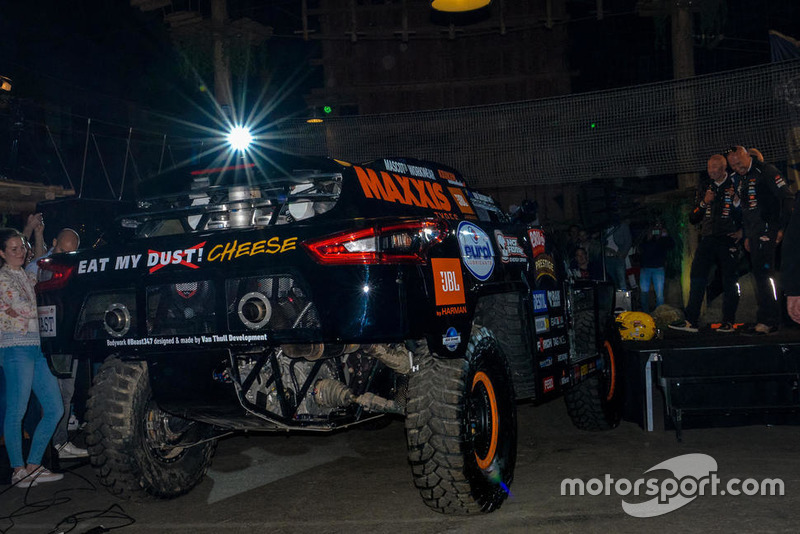 Tim en Tom Coronel, Jefferies Dakar Buggy 2